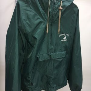 Other - MSU Spartans zip up jacket